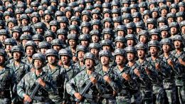 China to Flex Military Muscle