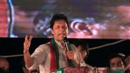 Imran Khan harassment charges