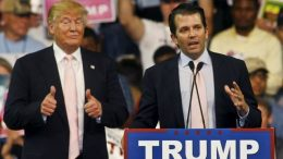 Trump dictated misleading statement