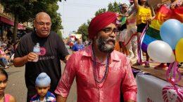 Canadian minister Sajjan dances