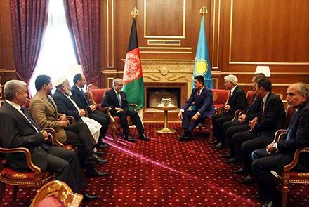 Afghanistan, Kazakhstan Agree To Boost Trade Ties