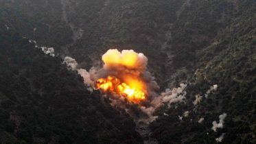 Afghan forces conducted 41 airstrikes, 33 ground operations