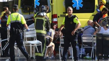 Pakistanis among Barcelona attack victims; police shoot five suspects dead