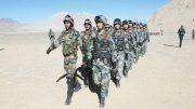 China-India border tension