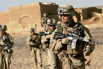 Afghan strategy