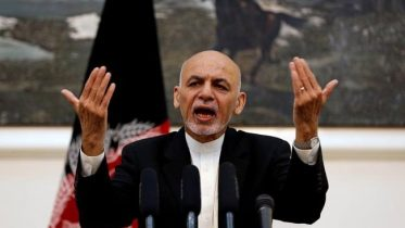 Afghan President Ashraf Ghani Welcomes Donald Trump's 'Enduring Commitment'