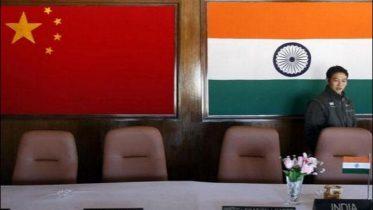 India, China border crisis