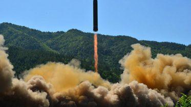 N. Korea ponders striking US base in Guam