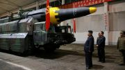 North Korea says missile test