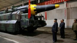 North Korea says missile test