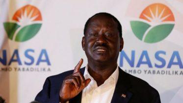Kenya election 2017