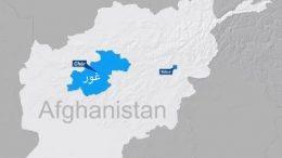 داعش په غور کې ۱۶ طالبان یرغمل کړل