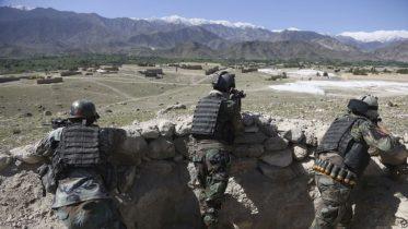 افغان ځواکونه د سرپل د میرزاولنګ د بیا نیولو لپاره عملیات پیلوي