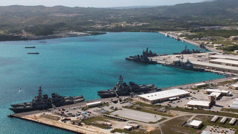 Guam Missile Crisis