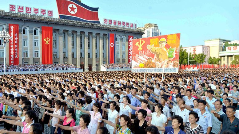 US -North Korea crisis