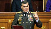 military intervention' threat in Venezuela