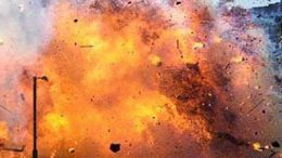 Powerful blast in Quetta