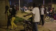 Burkina Faso restaurant attack