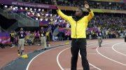 Usain Bolt bids emotional goodbye