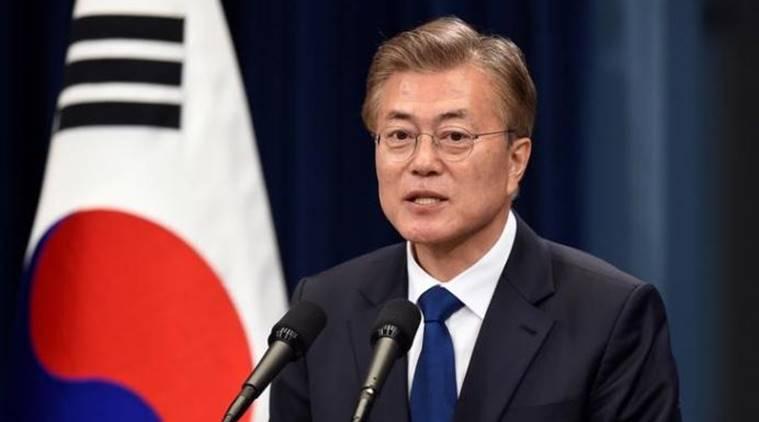 """no more war on Korean peninsula"""