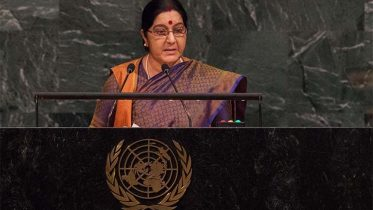 Pakistan 'export factory for terror', Indian FM says at UNGA