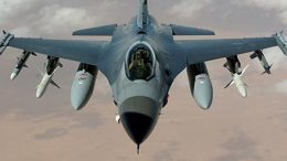 US Increases Number of F-16s To 18 In Afghanistan