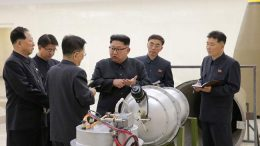 North Korea conducts sixth nuclear test,