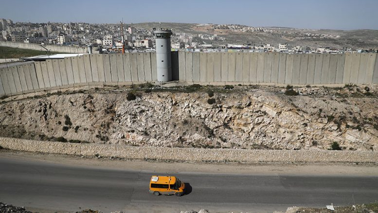 Israeli occupation of Palestinian lands