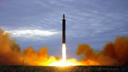 North Korea fires missile over Japan following UN sanctions
