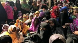 Violence against Rohingya Muslims