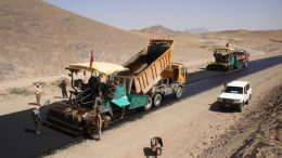 Kabul Ring Road project