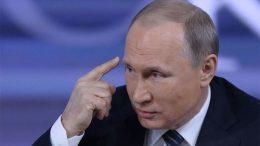 Putin warns of 'major conflict'