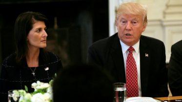 Trump, Haley to Share US Spotlight at UN Gathering