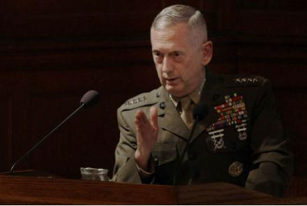 Pentagon To Send In 'More Than' 3,000 Troops: Mattis