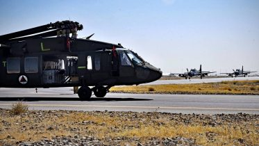 Hawks for Afghan Air Force