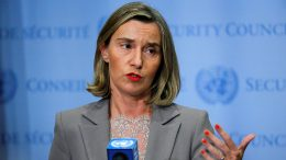 No renegotiating Iran nuclear deal,