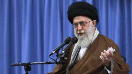 Iran's Leader Slams Trump'