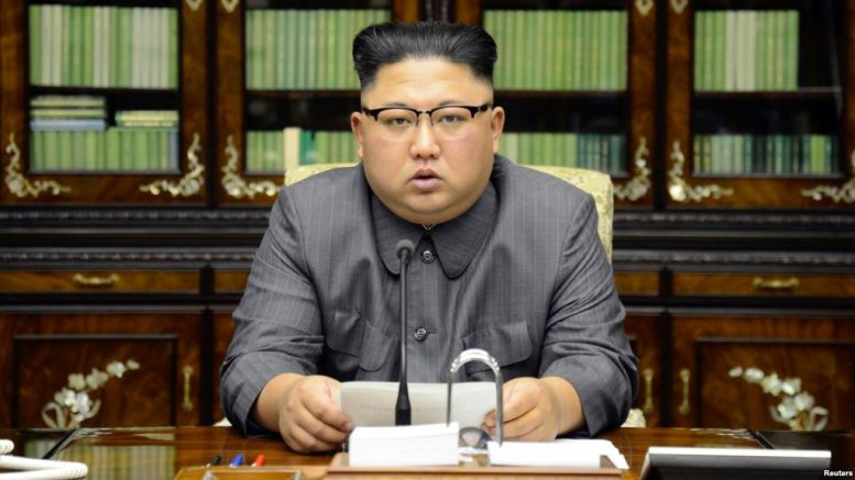 North Korea Threatens Nuclear Test,
