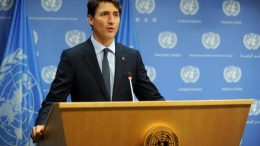 Justin Trudeau says 'the world benefits' with Canada on UN Security Council