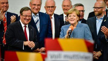 Merkel faces tough coalition