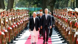 Taliban has two options as country goes through a decisive moment: Ghani