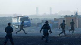 Rockets land near Kabul airport