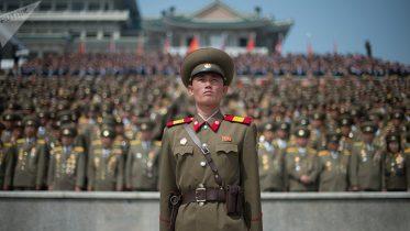 N Korea Crisis