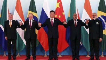 BRICS declaration about militant groups