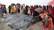 Fears mount of Myanmar atrocities as fleeing Rohingya families drown