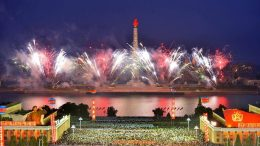 North Korea celebrates nuclear test