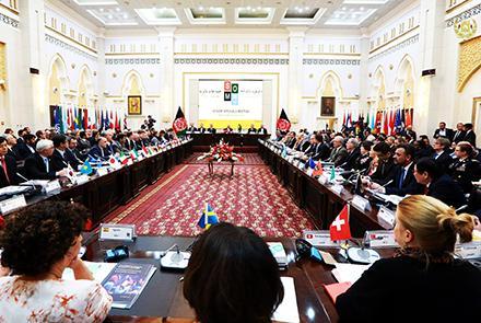 UNAMA Chief Hails NUG's Reform Policy
