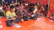 Bangladesh: UNICEF to set up another 1300 schools for Rohingya children