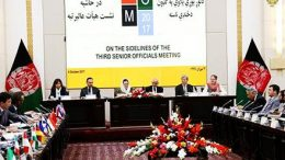 SOM Summit Opens in Kabul