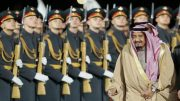 Saudi king arrives in Russia for first visit